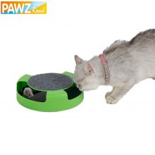 Crazy Mouse Chase Toy For Cats