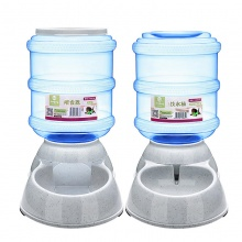 Pet's Large Capacity Automatic Water and Food Dispenser 3.5 L