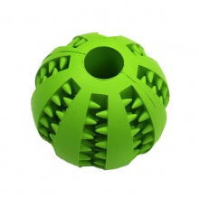 Nontoxic Bite-Resistant Treat Ball for Pets