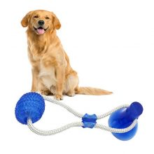 Dog's Rope Ball Toy
