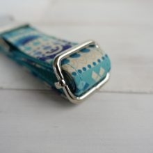 Patterned Dog Collar and Leash Sets