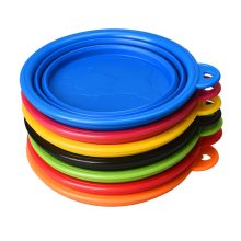 Travel Foldable Silicone Bowl